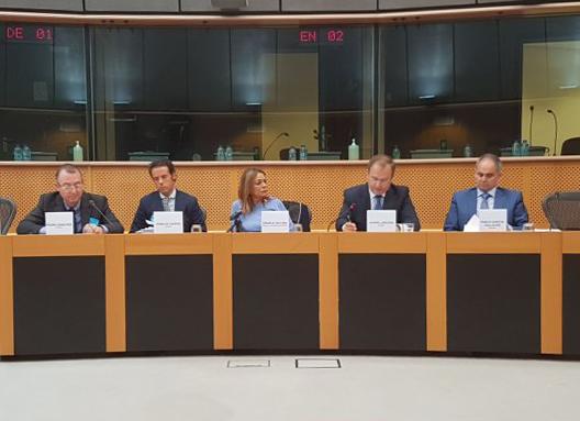 Vallaure Abogados participa en la Jornada Informativa de Derecho Comunitario celebrada este mes de mayo en Bruselas.